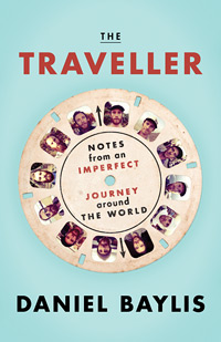 The Traveller book cover